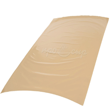 Термоусадочные пакеты для сыра 40х55см кремовые